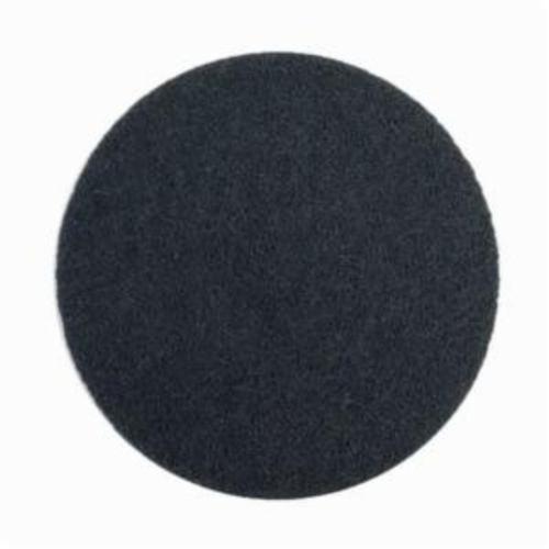 Norton® Bear-Tex® Rapid Prep™ 66261017382 Non-Woven Abrasive Hook and Loop Disc, 4 in Dia, 50 Grit, Extra Coarse Grade, Aluminum Oxide Abrasive, Nylon Backing
