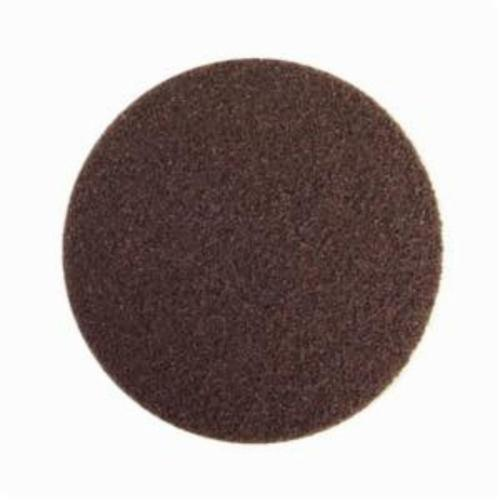 Norton® Bear-Tex® Rapid Prep™ 66261017806 Non-Woven Abrasive Hook and Loop Disc, 4-1/2 in Dia, 50 Grit, Coarse Grade, Aluminum Oxide Abrasive, Nylon Backing