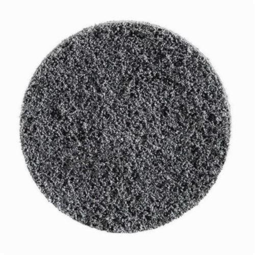 Norton® Rapid Prep™ 66261017819 Non-Woven Abrasive Quick-Change Disc, 2 in Dia, 40 Grit, Extra Coarse Grade, Aluminum Oxide Abrasive, Type TS (Type II) Attachment