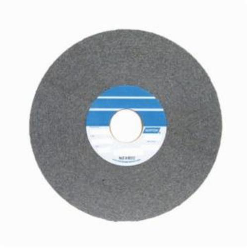 Norton® Bear-Tex® 66261018641 1000 Convolute Non-Woven Abrasive Wheel, 8 in Dia, 3 in Center Hole, 1 in W Face, Fine Grade, Silicon Carbide Abrasive
