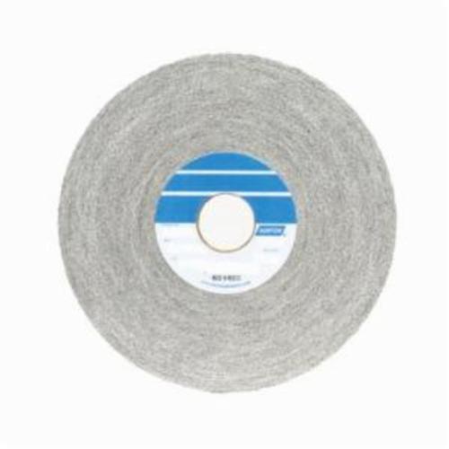 Norton® Bear-Tex® 66261018650 1000 Convolute Non-Woven Abrasive Wheel, 6 in Dia, 1 in Center Hole, 1/2 in W Face, Medium Grade, Aluminum Oxide Abrasive