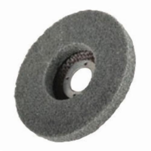 Norton® Rapid Blend™ 66261020546 Depressed Center Wheel, 4-1/2 in Dia x 1/2 in THK, 7/8 in Center Hole, 320/400 Grit, Silicon Carbide Abrasive