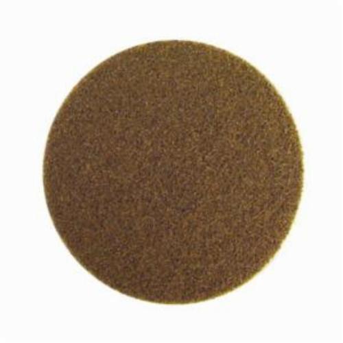 Norton® Bear-Tex® Rapid Prep™ 66261055015 Non-Woven Abrasive Hook and Loop Disc, 3 in Dia, 50 Grit, Coarse Grade, Aluminum Oxide Abrasive, Nylon Backing