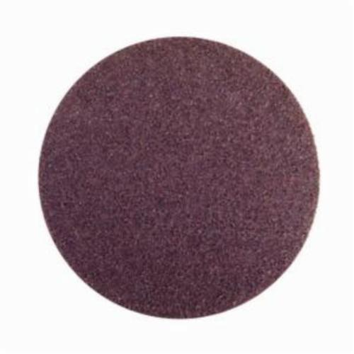 Norton® Bear-Tex® Rapid Prep™ 66261055022 Non-Woven Abrasive Hook and Loop Disc, 5 in Dia, 120 Grit, Medium Grade, Aluminum Oxide Abrasive, Nylon Backing