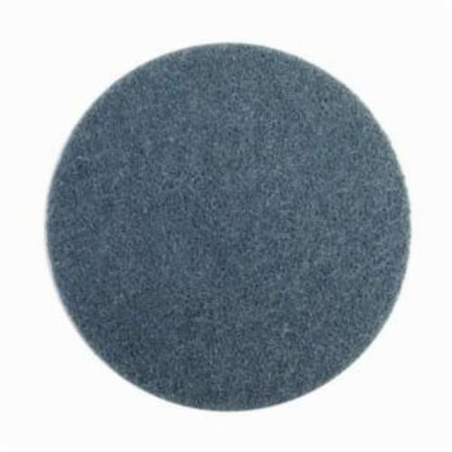 Norton® Bear-Tex® Rapid Prep™ 66261055026 Non-Woven Abrasive Hook and Loop Disc, 6 in Dia, 320 Grit, Very Fine Grade, Aluminum Oxide Abrasive, Nylon Backing
