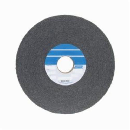 Norton® Bear-Tex® 66261055281 1000 Convolute Non-Woven Abrasive Wheel, 14 in Dia, 8 in Center Hole, 2 in W Face, Fine Grade, Silicon Carbide Abrasive