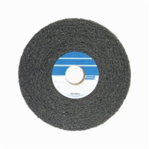 Norton® Bear-Tex® 66261058501 Convolute Non-Woven Abrasive Wheel, 4 in Dia x 1 in THK, 1 in Center Hole, Fine Grade
