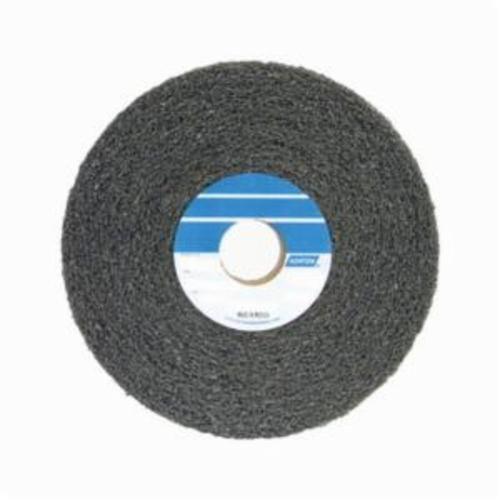 Norton® Bear-Tex® 66261058512 Convolute Non-Woven Abrasive Wheel, 6 in Dia x 3 in THK, 1 in Center Hole, Medium Grade