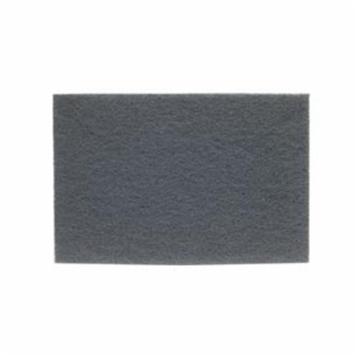 Norton® 66261063500 Sanding Hand Pad, 9 in L, 6 in W W/Dia, Super Fine Grade, Silicon Carbide Abrasive