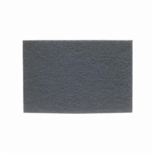 Norton® 66261074600 Blending Pad, 9 in L, 6 in W W/Dia, Medium Grade, Silicon Carbide Abrasive