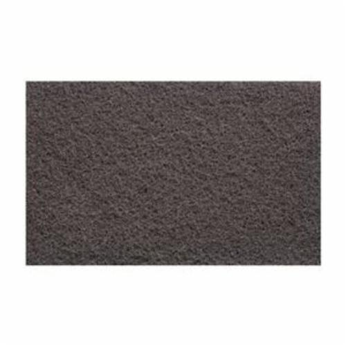 Norton® 66261074000 Heavy Duty Hand Pad, 9 in L, 6 in W W/Dia, Medium Grade, Aluminum Oxide Abrasive