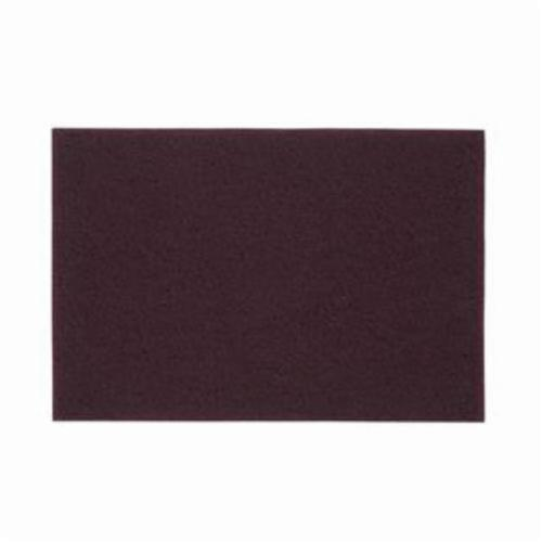 Norton® 66261074700 General Purpose Hand Pad, 9 in L, 6 in W W/Dia, Very Fine Grade, Aluminum Oxide Abrasive