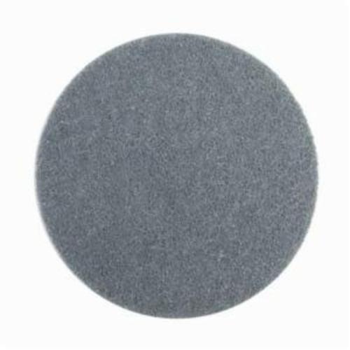 Norton® Bear-Tex® Rapid Prep™ 66261094949 Surface Conditioning Non-Woven Abrasive Hook and Loop Disc, 7 in Dia, 220 Grit, Super Fine Grade, Silicon Carbide Abrasive, Nylon Fiber/Nylon Scrim Backing
