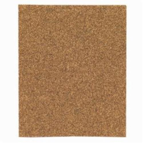 Norton® Adalox® 66261100245 A212 Coated Sanding Sheet, 11 in L x 9 in W, P180 Grit, Fine Grade, Aluminum Oxide Abrasive, Paper Backing