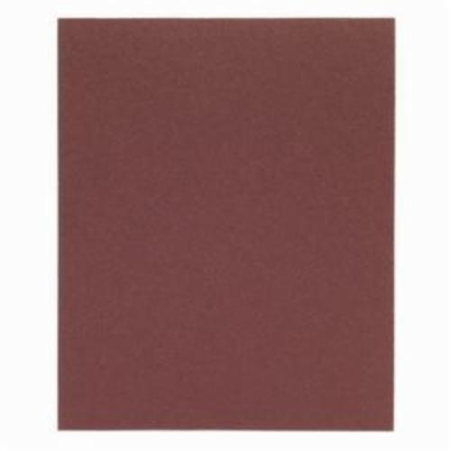 Norton® Metalite® 66261101730 K227 Lightning Coated Sanding Sheet, 11 in L x 9 in W, P180 Grit, Fine Grade, Aluminum Oxide Abrasive, Cloth Backing