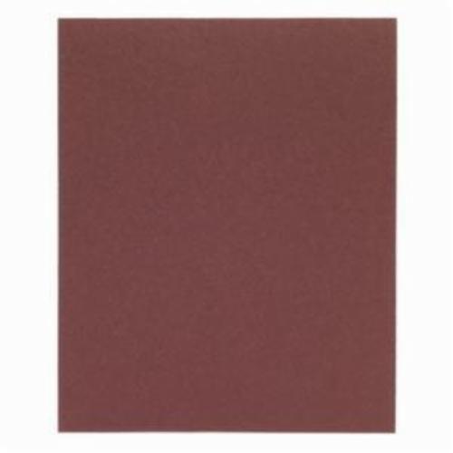 Norton® Metalite® 66261101735 K227 Lightning Coated Sanding Sheet, 11 in L x 9 in W, P150 Grit, Fine Grade, Aluminum Oxide Abrasive, Cloth Backing