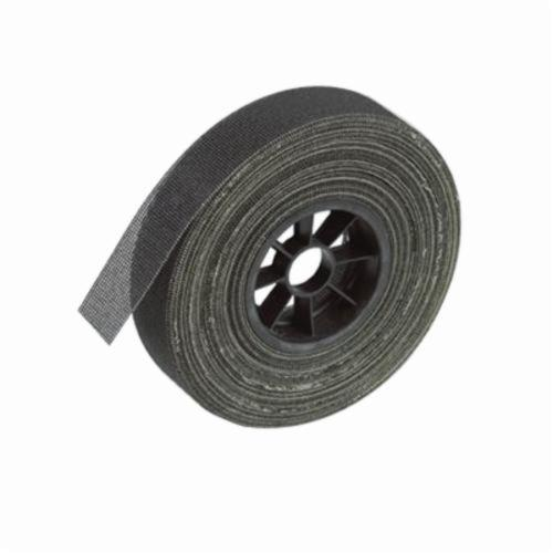 Norton® Durite® Screen-Bak™ 66261107275 Q421 P-Grade Waterproof Coated Abrasive Roll, 25 yd L x 1-1/2 in W, 80 Grit, Coarse Grade, Silicon Carbide Abrasive, Mesh Backing