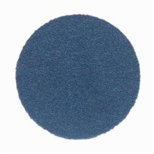 Norton® BlueFire® 66261123589 H875P Open Coated Abrasive Hook and Loop Disc, 6 in Dia, 40 Grit, Extra Coarse Grade, Zirconia Alumina Abrasive, Paper Backing