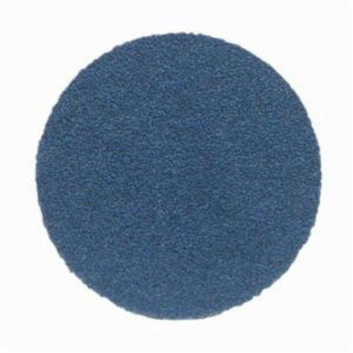 Norton® BlueFire® 66261123592 H875P Open Coated Abrasive Hook and Loop Disc, 8 in Dia, 40 Grit, Extra Coarse Grade, Zirconia Alumina Abrasive, Paper Backing