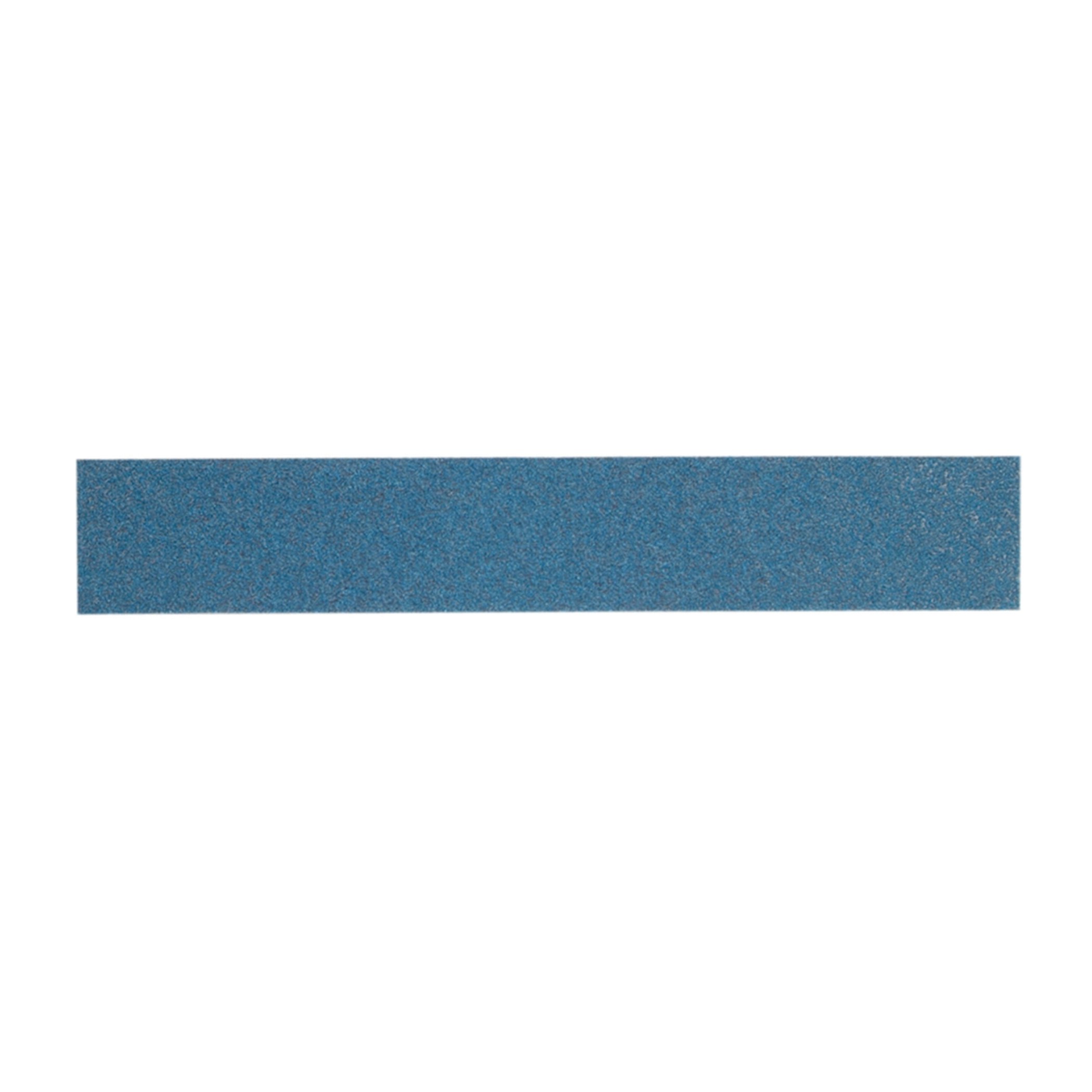 Norton® BlueFire® 66261123615 H875P Hook and Loop Coated File Strip, 16-1/2 in L x 2-3/4 in W, 40 Grit, Extra Coarse Grade, Zirconia Alumina Abrasive, Paper Backing