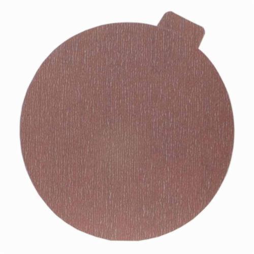 Norton®Adalox®No-Fil® 66261131450 A275 PSA Coated Abrasive Disc, 5 in Dia Disc, P1000 Grit, Ultra Fine Grade, Aluminum Oxide Abrasive, Paper Backing