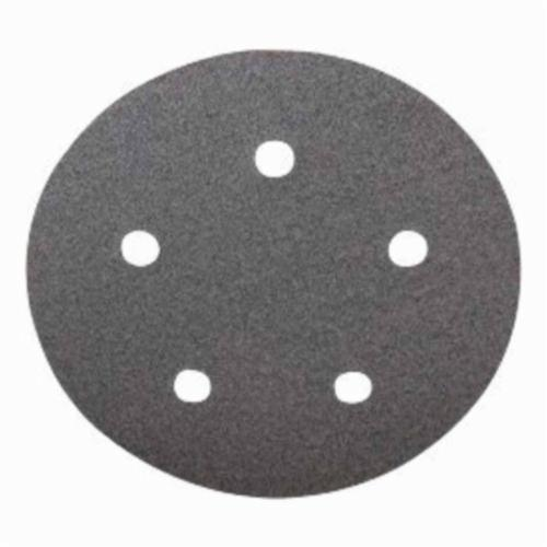 Norton® No-Fil® Adalox® 66261131575 A275OP Hook and Loop Disc, 5 in Dia, P320 Grit, Extra Fine Grade, Aluminum Oxide Abrasive, Latex Paper Backing