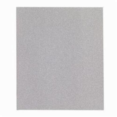 Norton® Adalox® No-Fil® 66261131634 A275OP Premium Coated Sandpaper Sheet, 11 in L x 9 in W, P80 Grit, Coarse Grade, Aluminum Oxide Abrasive, Anti-Loading Paper Backing