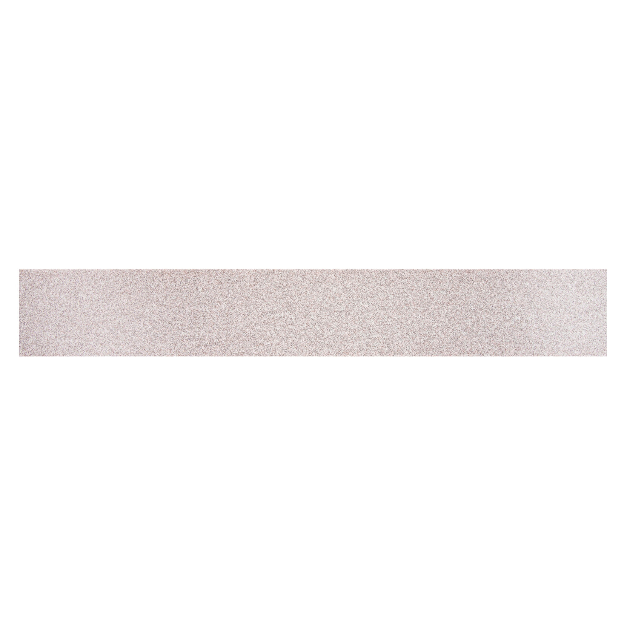 Norton® 66261131649 A275OP Non-PSA Coated File Strip, 17-1/2 in L x 2-3/4 in W, P150 Grit, Fine Grade, Aluminum Oxide Abrasive, Anti-Loading Paper Backing