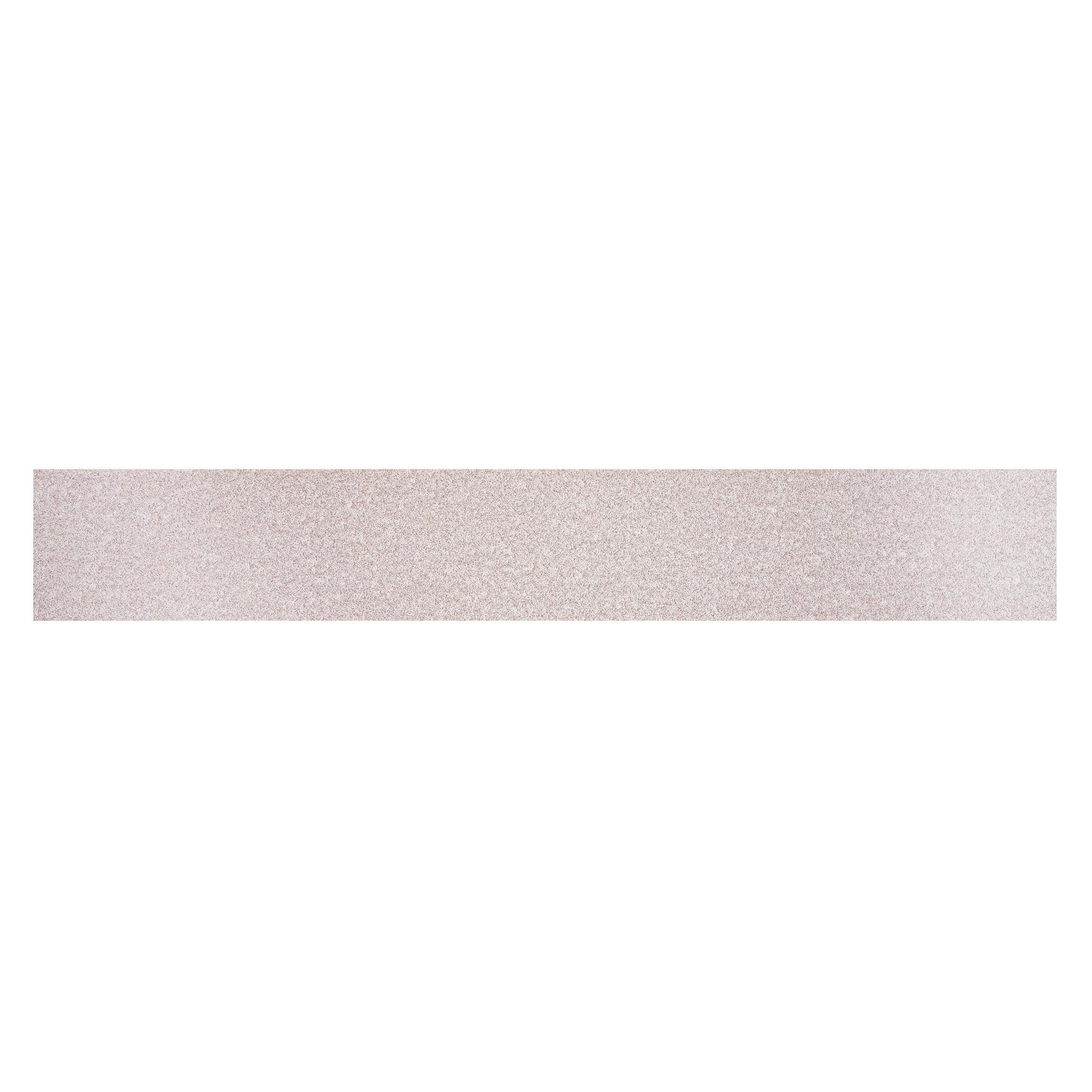 Norton® 66261131651 A275OP Non-PSA Coated File Strip, 17-1/2 in L x 2-3/4 in W, P100 Grit, Medium Grade, Aluminum Oxide Abrasive, Anti-Loading Paper Backing