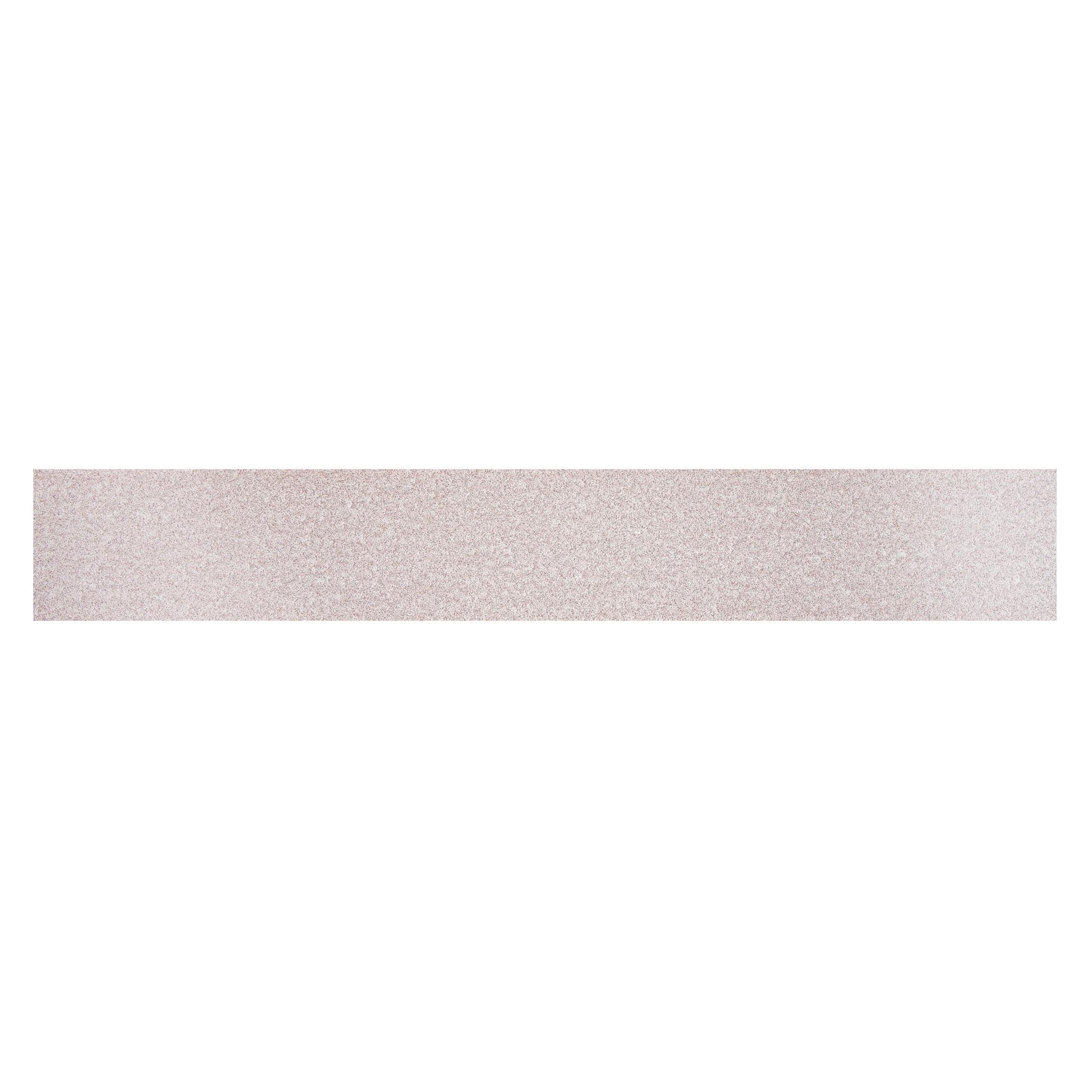 Norton® 66261131652 A275OP Non-PSA Coated File Strip, 17-1/2 in L x 2-3/4 in W, P80 Grit, Coarse Grade, Aluminum Oxide Abrasive, Anti-Loading Paper Backing