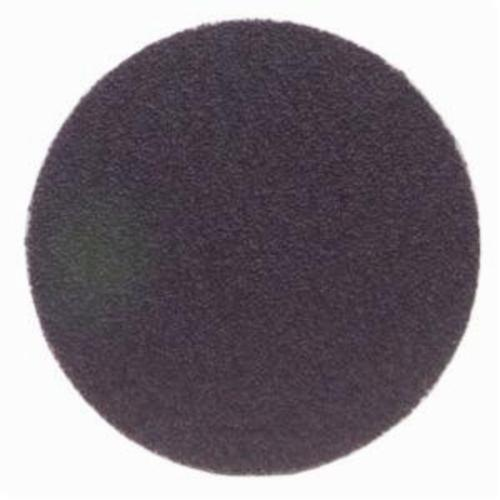 Norton® Metalite® 66261136350 R228 Premium PSA Small Diameter Coated Abrasive Disc, 8 in Dia Disc, 36 Grit, Extra Coarse Grade, Aluminum Oxide Abrasive, Cotton Backing
