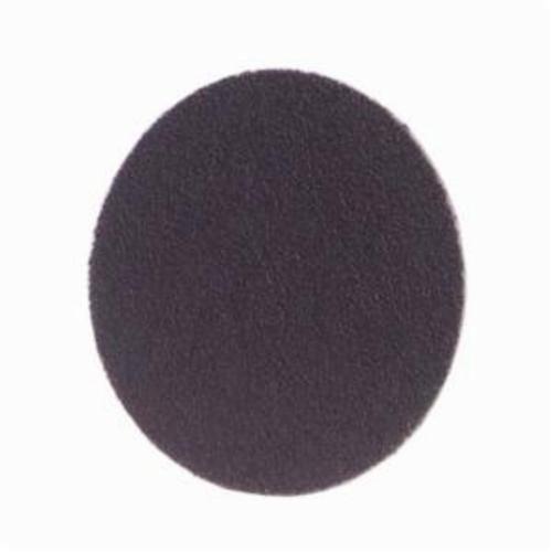 Norton® Metalite® 66261136555 R228 Premium PSA Small Diameter Coated Abrasive Disc, 3 in Dia Disc, 80 Grit, Coarse Grade, Aluminum Oxide Abrasive, Cotton Backing
