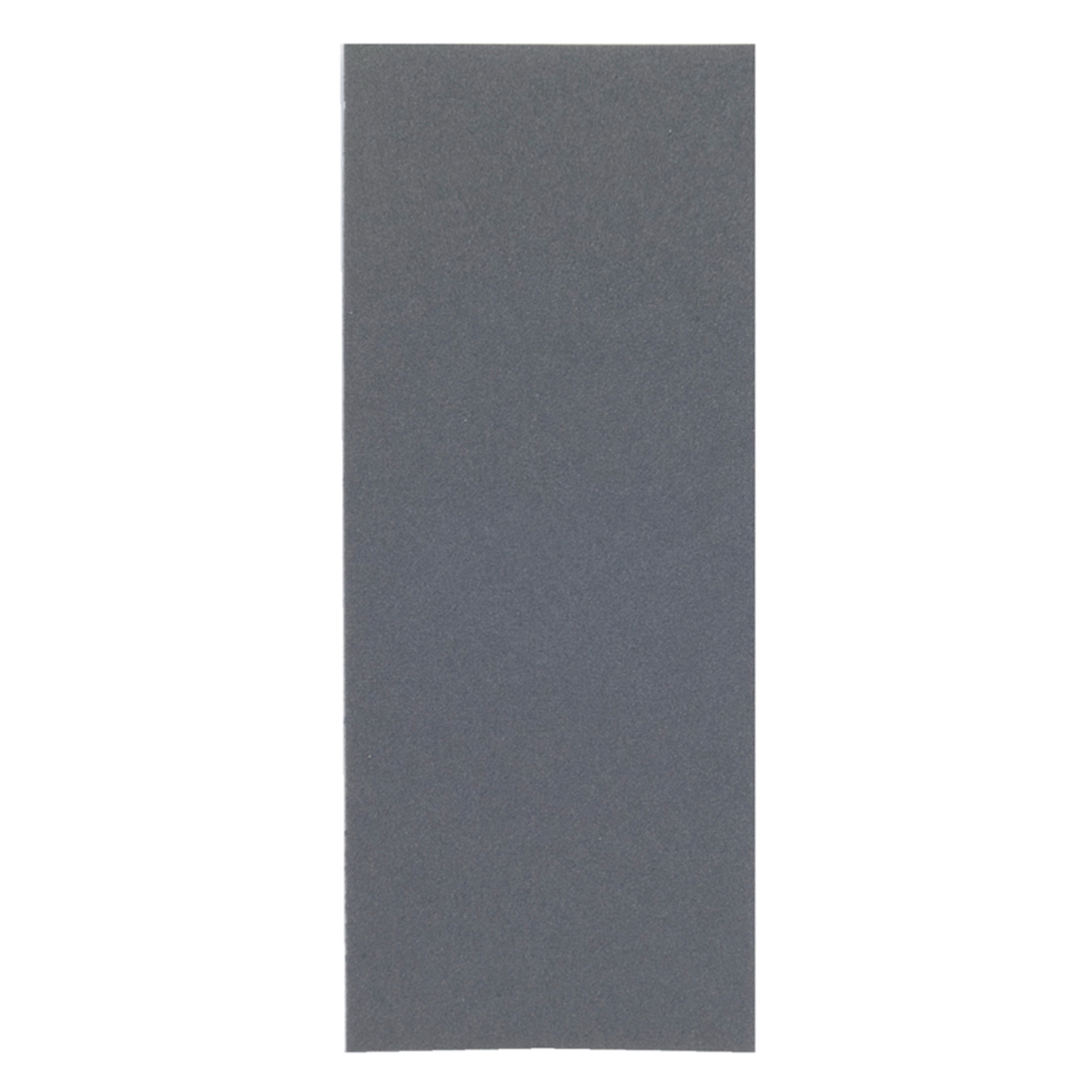 Norton® Blue-Bak™ 66261139357 T414 Coated Sandpaper Sheet, 9 in L x 3-2/3 in W, 280 Grit, Extra Fine Grade, Silicon Carbide Abrasive, Paper Backing