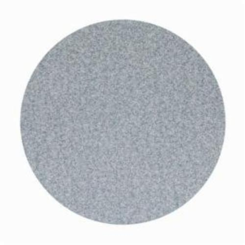 Norton® No-Fil® 66261140522 A975 Hook and Loop Disc, 5 in Dia, P80 Grit, Medium Grade, Ceramic Alumina Abrasive, Latex Paper Backing