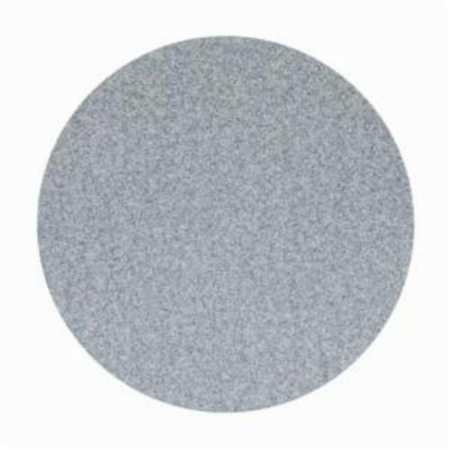 Norton® No-Fil® 66261140532 A975 Hook and Loop Disc, 6 in Dia, P80 Grit, Medium Grade, Ceramic Alumina Abrasive, Latex Paper Backing