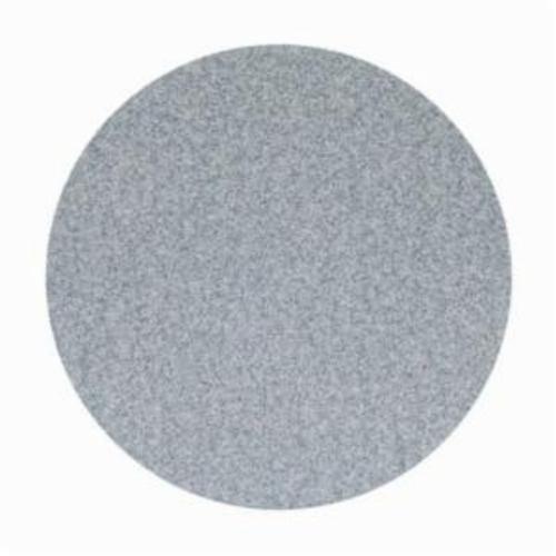 Norton® No-Fil® 66261149537 A975 Hook and Loop Disc, 5 in Dia, P400 Grit, Super Fine Grade, Ceramic Alumina Abrasive, Latex Paper Backing
