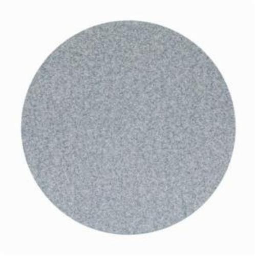 Norton® No-Fil® 66261149538 A975 Hook and Loop Disc, 5 in Dia, P320 Grit, Extra Fine Grade, Ceramic Alumina Abrasive, Latex Paper Backing