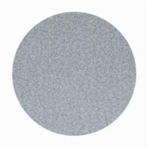 Norton® No-Fil® 66261149542 A975 Hook and Loop Disc, 6 in Dia, P400 Grit, Super Fine Grade, Ceramic Alumina Abrasive, Latex Paper Backing