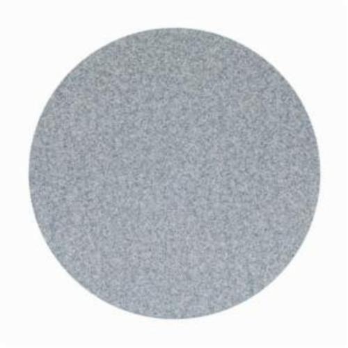 Norton® No-Fil® 66261149543 A975 Hook and Loop Disc, 6 in Dia, P320 Grit, Extra Fine Grade, Ceramic Alumina Abrasive, Latex Paper Backing