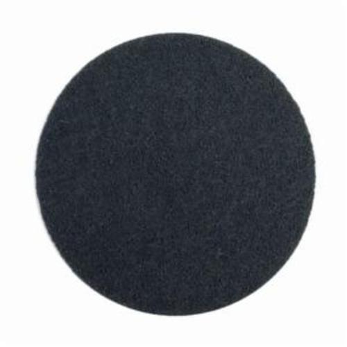Norton® Bear-Tex® Rapid Prep™ 66261192846 Non-Woven Abrasive Hook and Loop Disc, 7 in Dia, 40 Grit, Extra Coarse Grade, Aluminum Oxide Abrasive, Nylon Backing