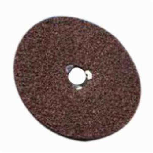 Norton® Vortex® Rapid Prep™ 66623373675 Non-Woven Abrasive Disc, 7 in Dia, Coarse Grade, Aluminum Oxide Abrasive, Speed Change Fastener Attachment