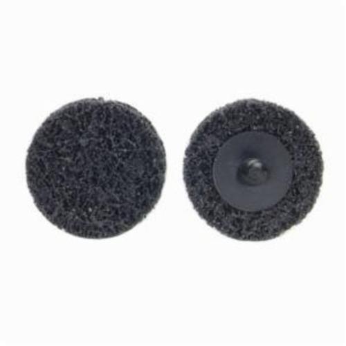 Norton® Bear-Tex® Blaze® 66623303921 Non-Woven Abrasive Quick-Change Disc, 4 in Dia, Extra Coarse Grade, Aluminum Oxide Abrasive, Type TR Plus Attachment