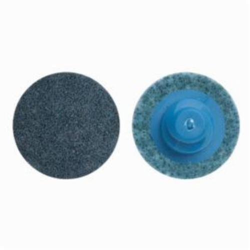 Norton® Vortex® Rapid Prep™ 66623325047 Non-Woven Abrasive Quick-Change Disc, 1 in Dia, 150 Grit, Very Fine Grade, Aluminum Oxide Abrasive, Type TR (Type III) Attachment