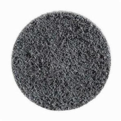 Norton® Bear-Tex® Vortex® Rapid Prep™ 66623325061 Non-Woven Abrasive Hook and Loop Disc, 1-1/2 in Dia, 40 Grit, Extra Coarse Grade, Aluminum Oxide Abrasive, Nylon Backing