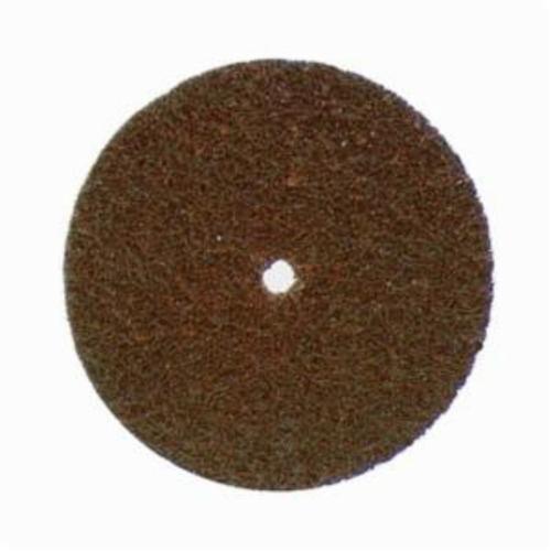Norton® Rapid Prep™ 66623325138 Standard Back Up Pad Non-Woven Abrasive Disc, 7 in Dia, Coarse Grade, Aluminum Oxide Abrasive, Nylon Fiber Backing