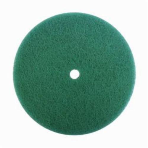 Norton® Rapid Prep™ 66623325153 Standard Back Up Pad Non-Woven Abrasive Disc, 4-1/2 in Dia, Fine Grade, Aluminum Oxide Abrasive, Nylon Fiber Backing