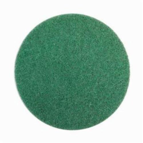 Norton® Bear-Tex® Rapid Prep™ 66623325154 Non-Woven Abrasive Hook and Loop Disc, 5 in Dia, 120 Grit, Fine Grade, Aluminum Oxide Abrasive, Nylon Backing