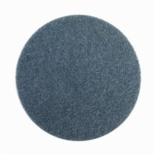 Norton® Bear-Tex® Rapid Prep™ 66623325934 Non-Woven Abrasive Hook and Loop Disc, 3 in Dia, 150 Grit, Very Fine Grade, Aluminum Oxide Abrasive, Nylon Backing
