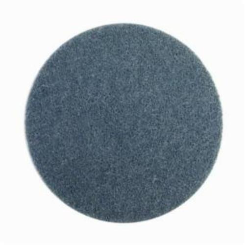 Norton® Bear-Tex® Rapid Prep™ 66623325941 Non-Woven Abrasive Hook and Loop Disc, 5 in Dia, 320 Grit, Very Fine Grade, Aluminum Oxide Abrasive, Nylon Backing
