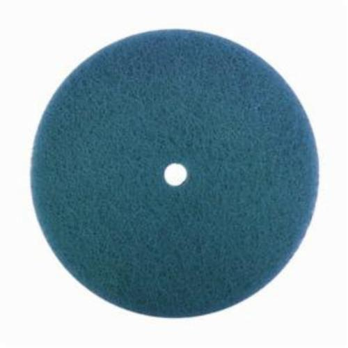 Norton® Rapid Prep™ 66623325959 Standard Back Up Pad Non-Woven Abrasive Disc, 7 in Dia, Very Fine Grade, Aluminum Oxide Abrasive, Nylon Fiber Backing
